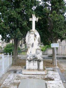Angel cementerio Palma