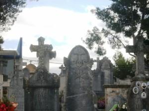 Crismón cementerio Palma