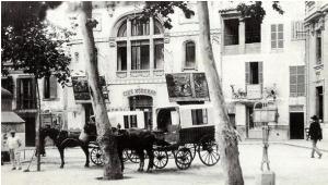 Plaza Santa Eulália