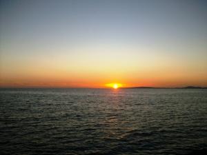 Atardecer bahía de Palma